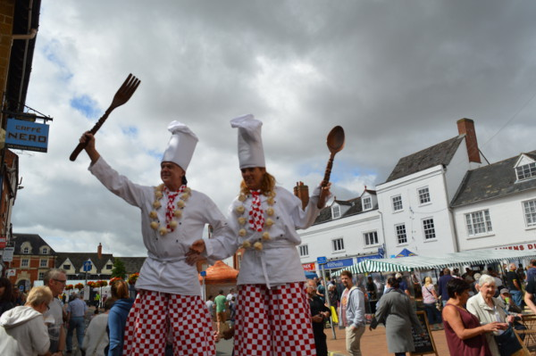 Banbury Food Fair Mouth-watering Success