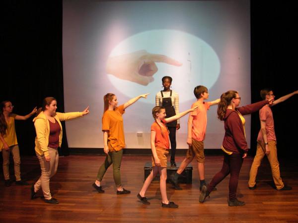 Cherwell Theatre Company cast in Remote