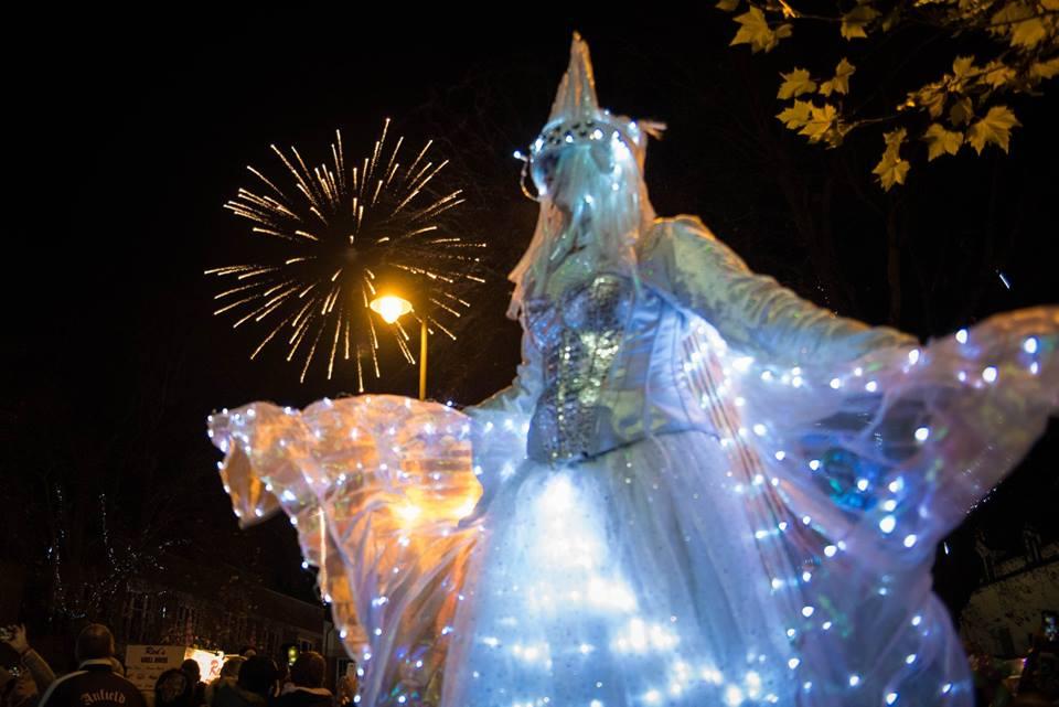 Banbury Christmas Lights Switch On 2019.