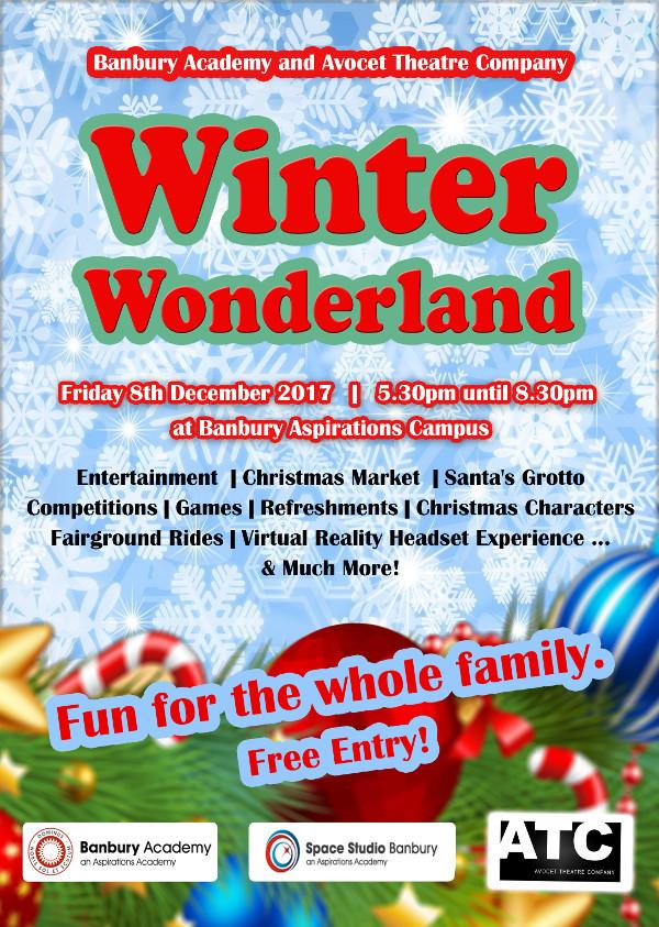 Christmas extravaganza - Winter Wonderland