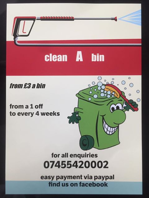 Clean A bin was set up to provide the Banbury area with its own Premier Bin Cleaning Service.