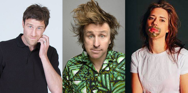 Fourth Birthday Comedy Show with Milton Jones & more. Sold out.