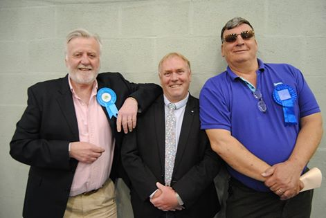 DONALDSON John Alexander (pictured centre) is thereby elected to serve a four-year term TURNER Nicholas Patrick ([ictured right) is thereby elected to serve a three-year term ILOTT TONY (pictured left) is thereby elected to serve a two-year term