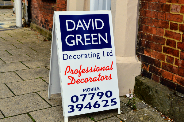Contact David Green Decorating today for a no-obligation quotation, and advice on all your decorating or redecoration projects.