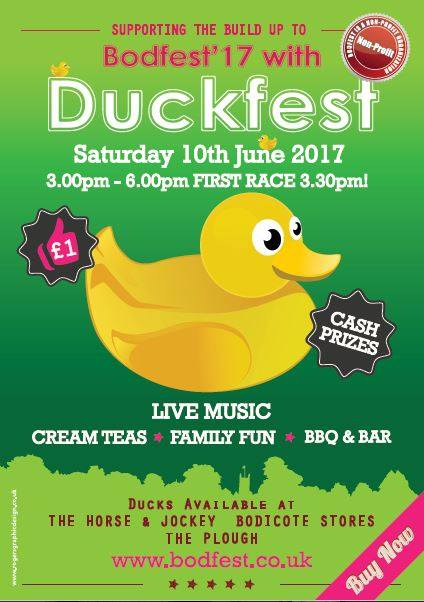 DuckFest is back for its umpteenth event!