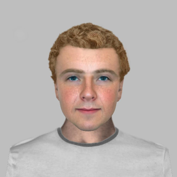 E-Fit image following a robbery in Banbury