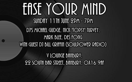 EASE YOUR MIND DJ Session