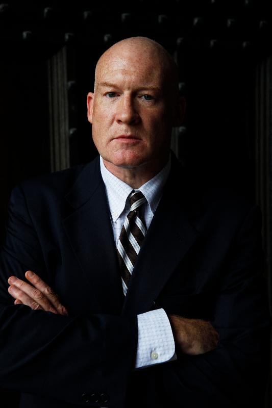 Investigative journalist Ethan Gutmann