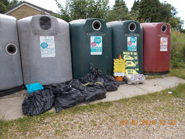 Repeat offences of flytipping becoming rubbish problem