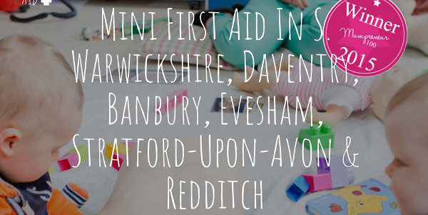 Free First Aid Taster Session Hosted by Mini First Aid South Warwickshire