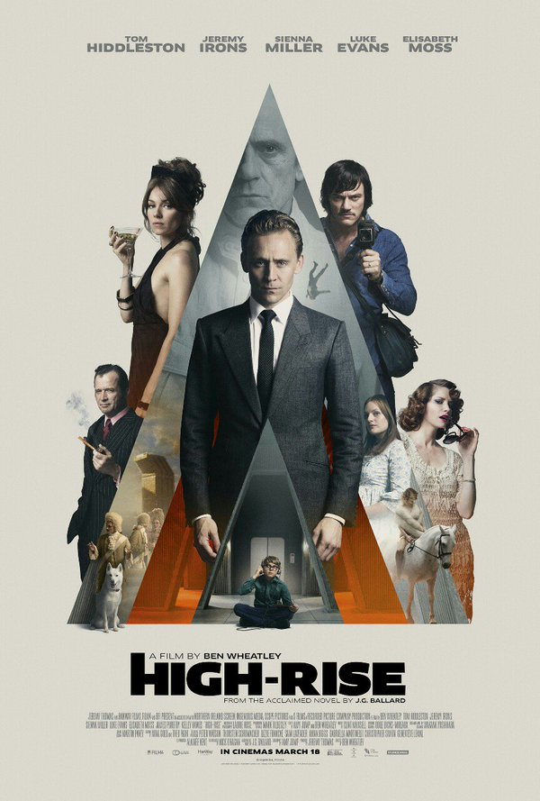 High Rise: Film reviewed by Noah Wild