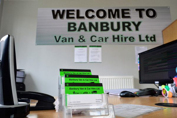 Banbury Van and Car Hire