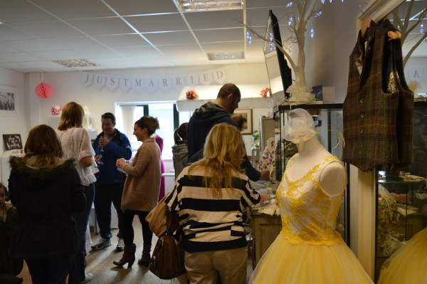Inside The Wedding Emporium Banbury