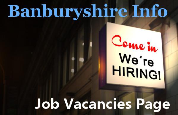 Job Vacancies in Banbury