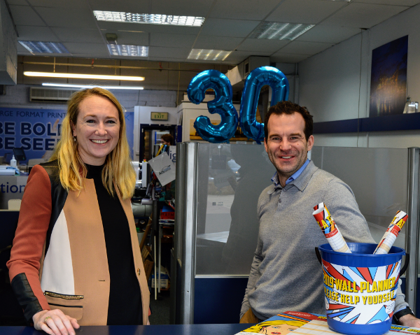 Kall Kwik in Banbury celebrate 30yrs in business