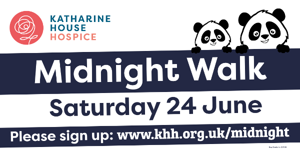 Join us under the stars for Midnight Walk!