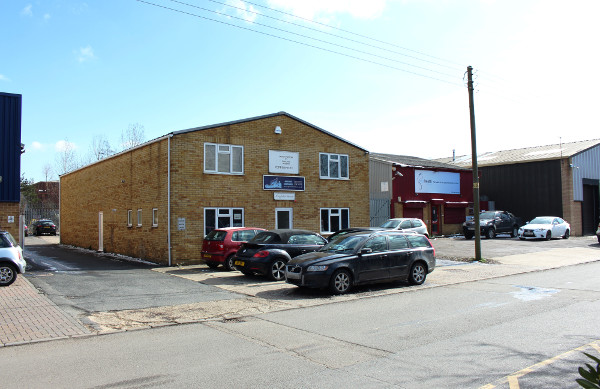 Kingfisher House comprised a detached industrial building of 3,220 sq ft with an asking price in the region of £222,000