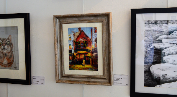 Church Lane Gallery, Banbury.