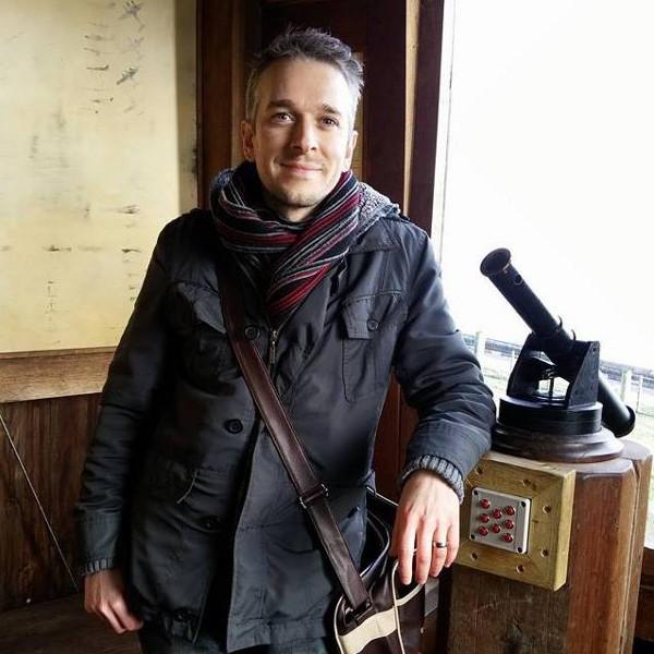Author Michael Dale Answers the Proust Questionnaire
