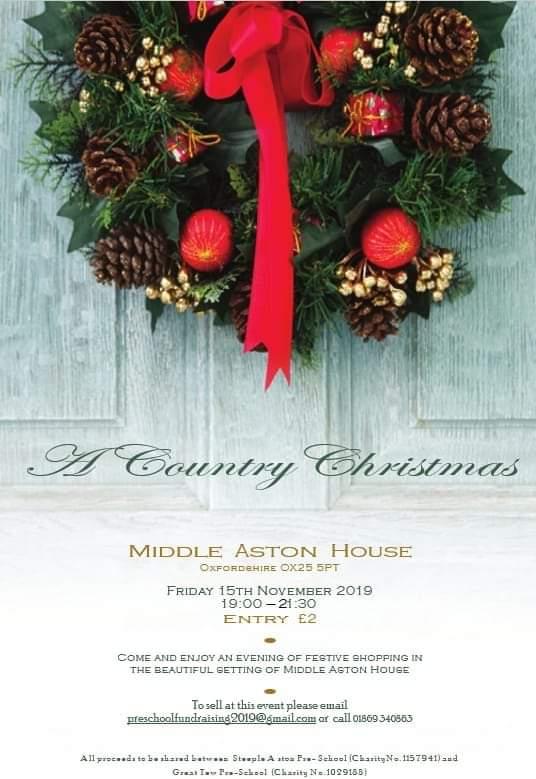 Middle Aston Christmas Market