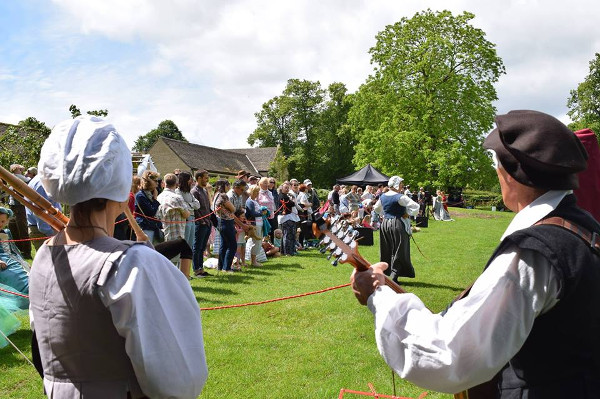 Join Sulgrave Manor for a spectacular celebration of all things Tudor at the end of the May half-term holiday.