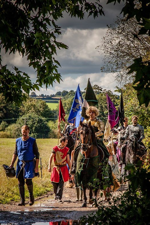 Step into history at our traditional Midsummer Tudor Fair!