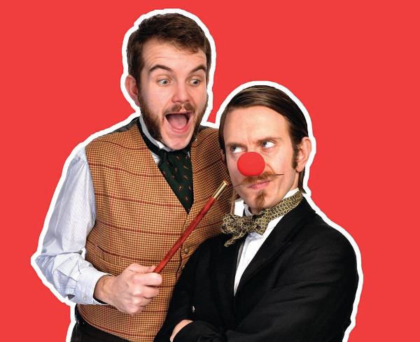 Morgan & West: More Magic For Kids. Hosted by The Mill Arts Centre