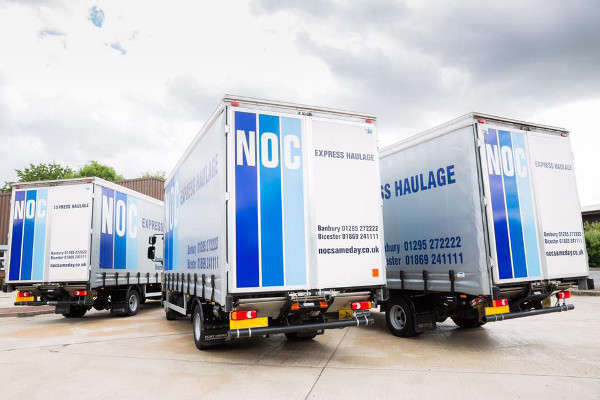 For over 30 years NOC has been operating a dedicated, same day courier service across the UK.