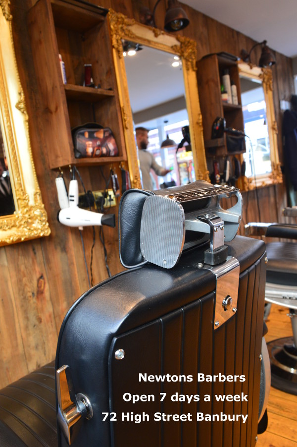 Newtons Barbers - Open 7 days a week