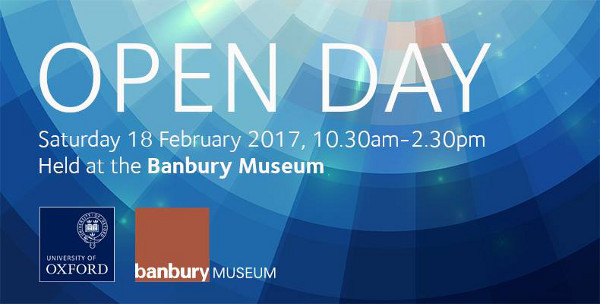 Open Day 2017 at the Banbury Museum