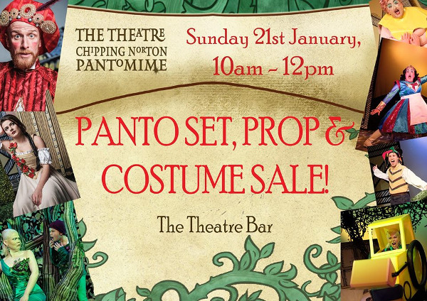Panto Set, Prop & Costume Sale