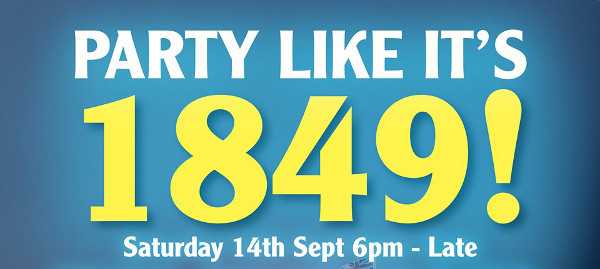 Hook Norton Brewery are celebrating 170 years of beer and brewing and it's party time!