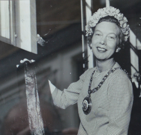 Former mayor of Banbury Patricia Colegrave has died at home after a short illness.
