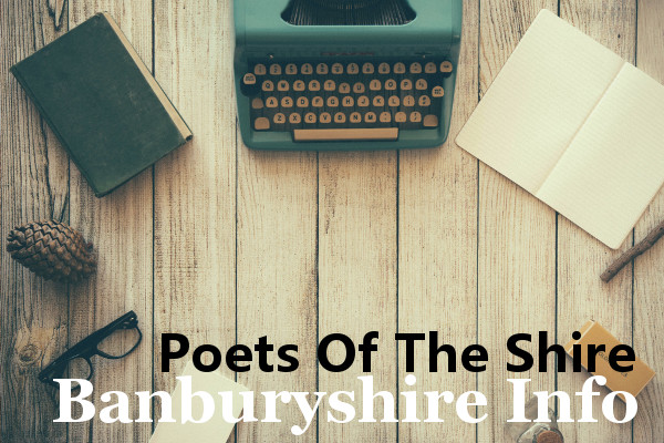 Poetry by local people in from Banburyshire.