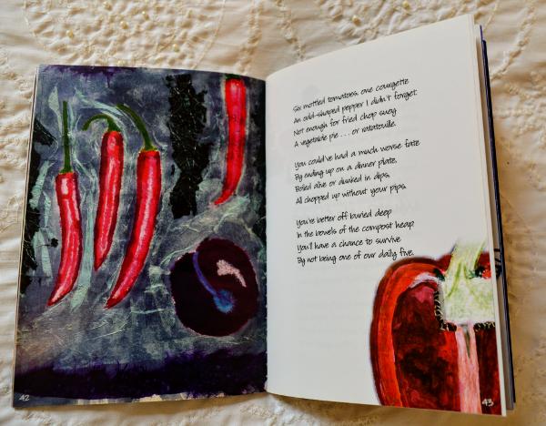 By Karen Baum. Poetry in Art. ISBN 978-09559513-0-5