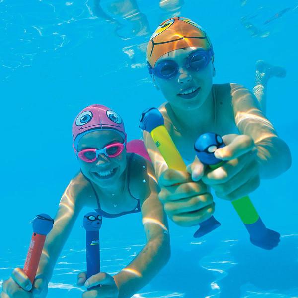 Fun & Exercise in the pool