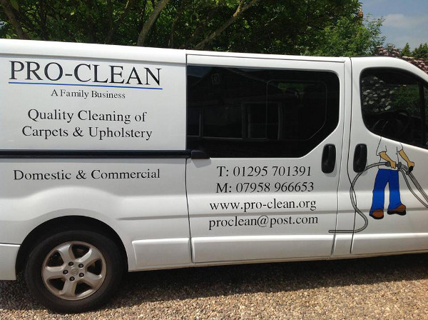 Pro-Clean. Carpets. Upholstery. Soft furnishings. And crime scene cleaning specialists