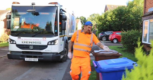 North Oxfordshire residents are being thanked for putting the right thing in the right bin as Recycle Week approaches.
