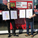 More Gold Awards for Reg's Café catering