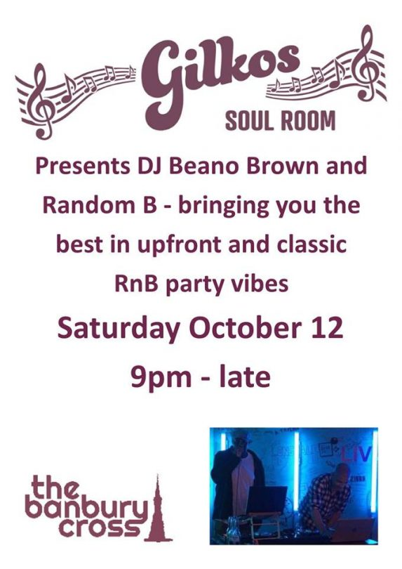 Presenting DJ's Beano Brown and Random B - bringing you the best in upfront and classic RnB party vibes!