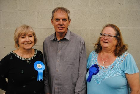 SIBELY Les (pictured centre) is thereby elected to serve a four-year term PICKFORD Debbie (pictured right) is thereby elected to serve a three-year term LIS Jolanta Maria (pictured left) is thereby elected to serve a two-year term