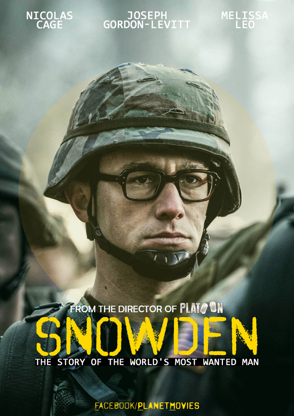Film: SNOWDEN (15)