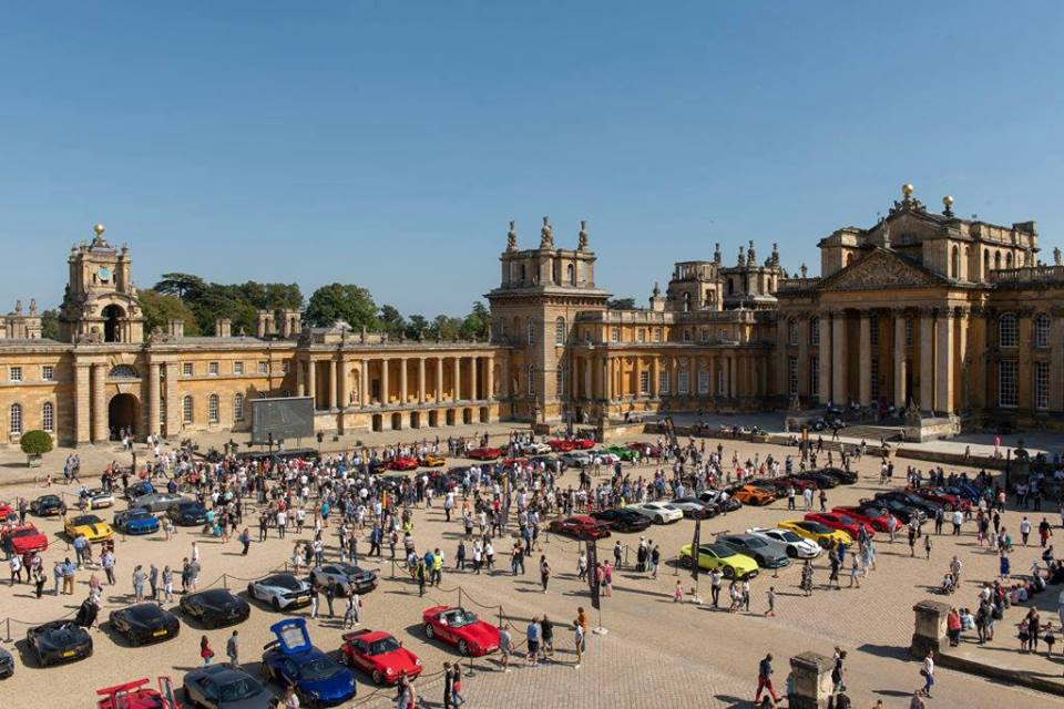 Previously two separate events, Salon Privé and Blenheim Classic & Supercar come together in spectacular style with the newly launched Salon Privé Classic & Supercar.