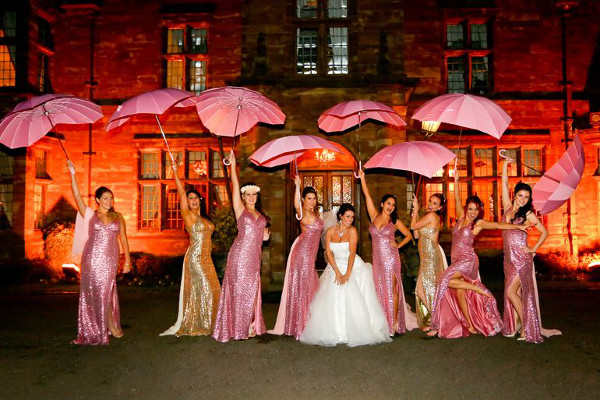 sharon-priscilla-pink-and-gold-sequin-bridesmaid-dresses