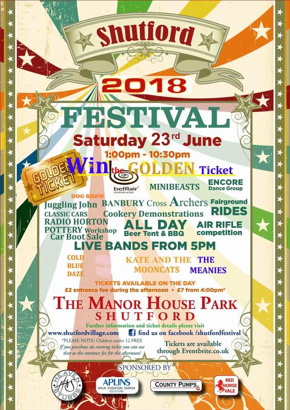 Shutford festival 2018