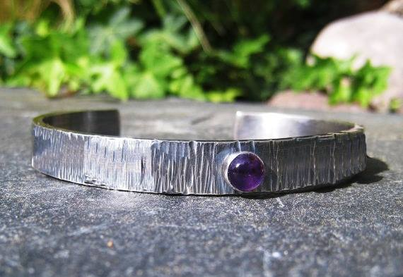 Silver Cuff in a Day with Sue Collins. Hosted by The Mill Arts Centre