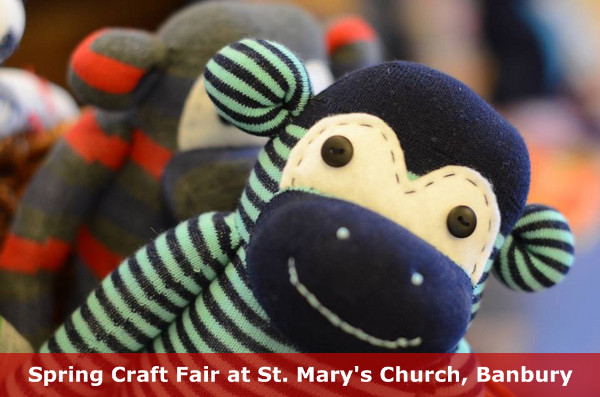 Spring Craft Fair! Hosted by St. Mary's Church, Banbury