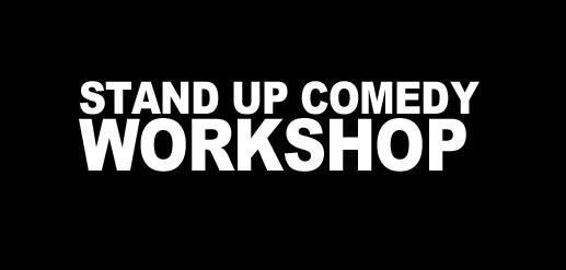 Stand Up Comedy Compèring & One-Man Improv Workshop.