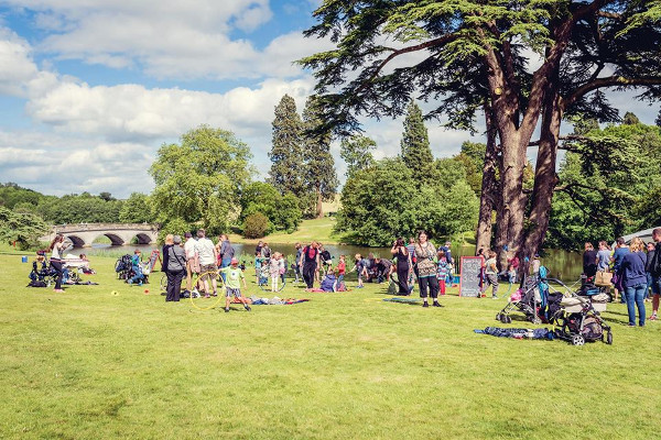 Summer Fayre Hosted by Compton Verney