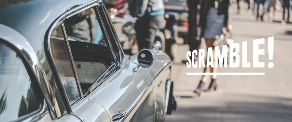 Sunday Scramble Hosted by Bicester Heritage